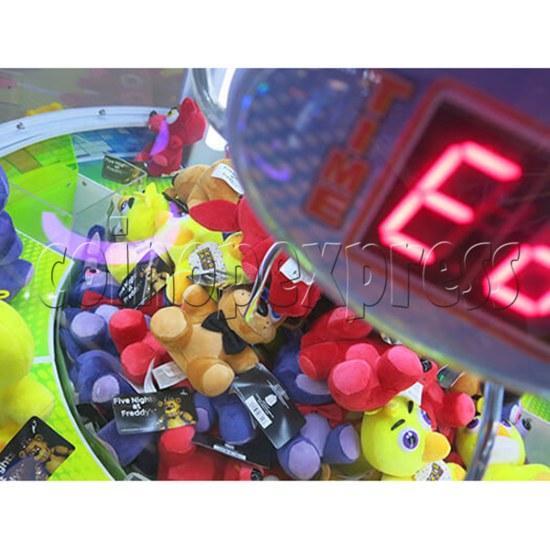 Roto Grab Crane machine 4 Players  36025