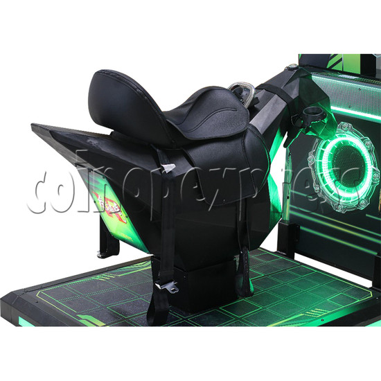 Tiger Knight VR Coin Operated Horse Racing Simulator Game machine 36062