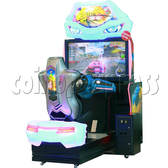 Cruis'n Blast Motion Racing Car Arcade Game machine  36065