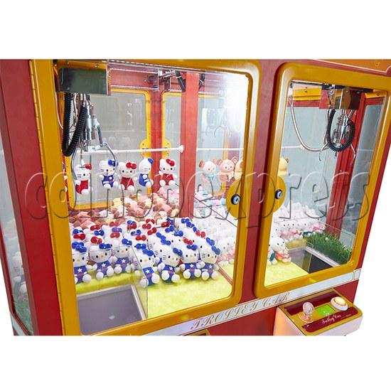 Trolley Car Crane machine ( 4 players) 36086