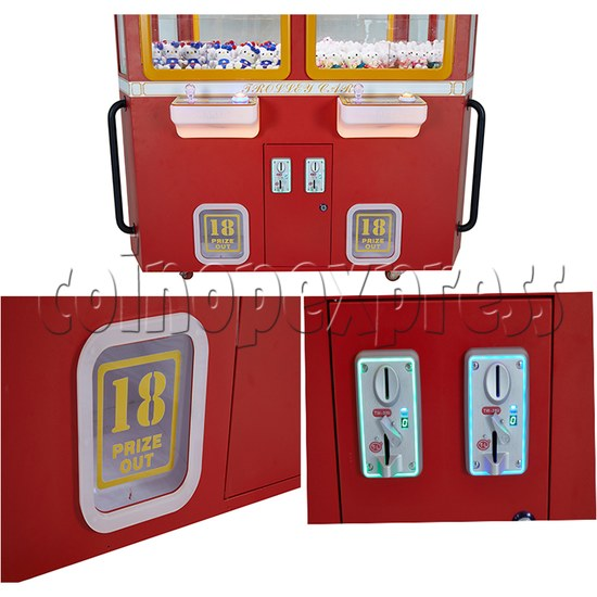 Trolley Car Crane machine ( 4 players) 36089