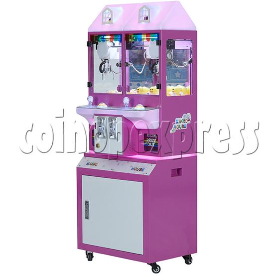 Mini Magic House Crane machine (2 players) 36092