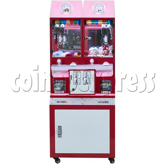 Mini Magic House Crane machine (2 players) 36096