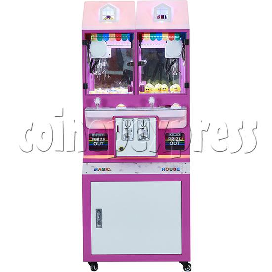 Mini Magic House Crane machine (2 players) 36097