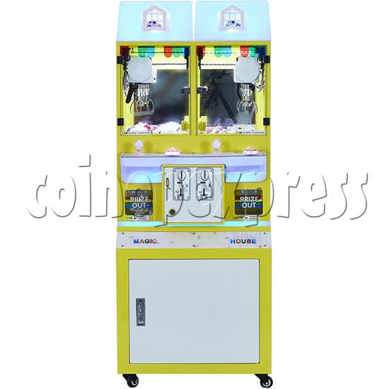 Mini Magic House Crane machine (2 players) 36099