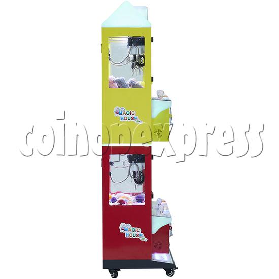 Mini Magic House Crane machine (4 players) 36114
