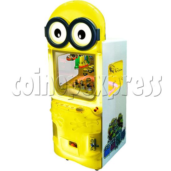 Little Yellow Man Pull Rod Type Prize Machine  36154