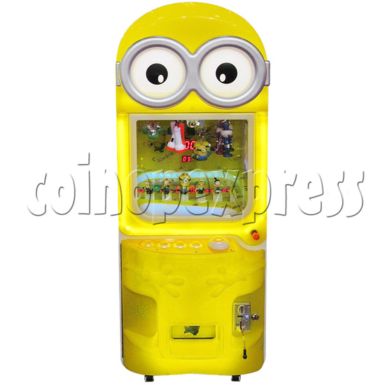Little Yellow Man Pull Rod Type Prize Machine  36155