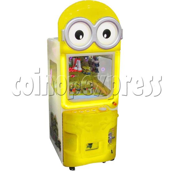 Little Yellow Man Pull Rod Type Prize Machine  36156