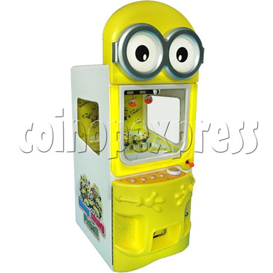 Little Yellow Man Pull Rod Type Prize Machine  36157