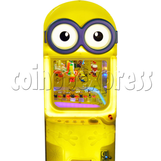 Little Yellow Man Pull Rod Type Prize Machine  36158