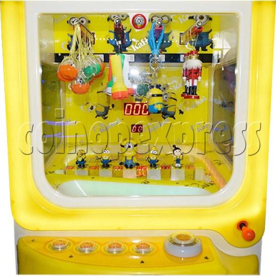 Little Yellow Man Pull Rod Type Prize Machine  36159