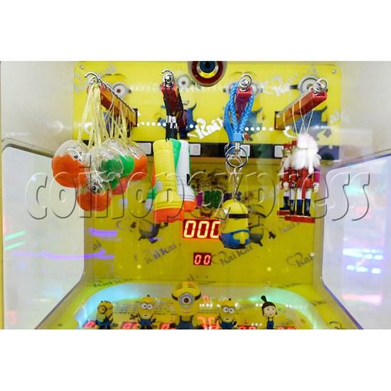 Little Yellow Man Pull Rod Type Prize Machine  36160