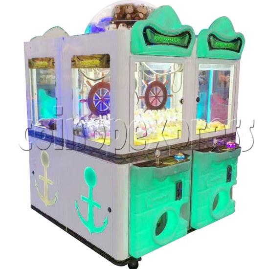 Pirate Treasure Crane Machine (4 players) 36168