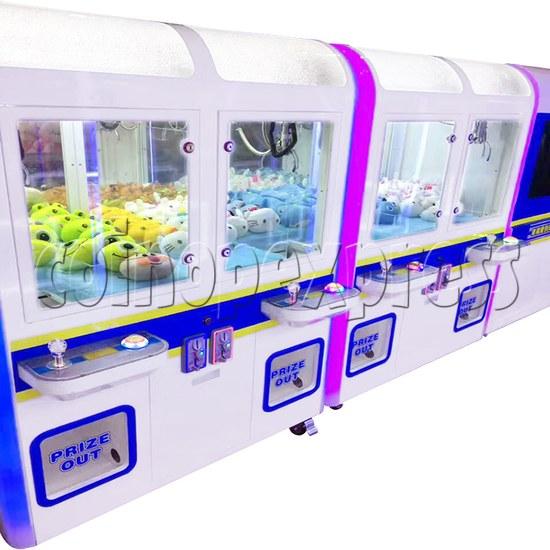 High-Speed Train Happy Travel Crane Games Machine (8 players) 36171