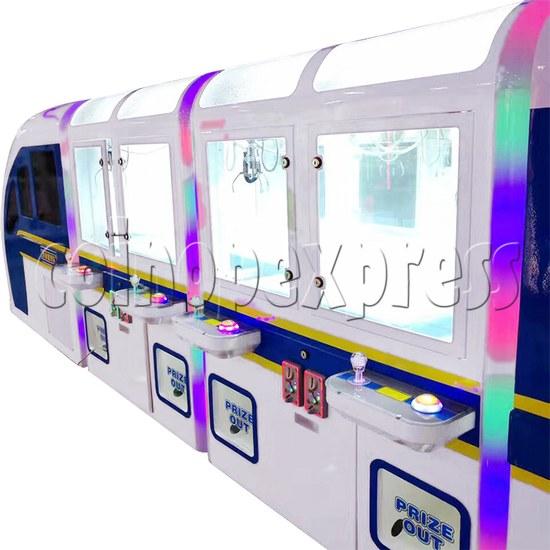 High-Speed Train Happy Travel Crane Games Machine (8 players) 36172