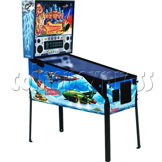 Thunderbirds Pinball Arcade Game Machine 36253