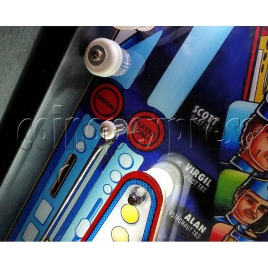 Thunderbirds Pinball Arcade Game Machine 36254