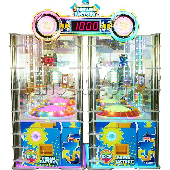 Dream Factory Redemption Machine  (2 players) 36260