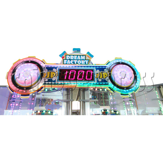 Dream Factory Redemption Machine  (2 players) 36267