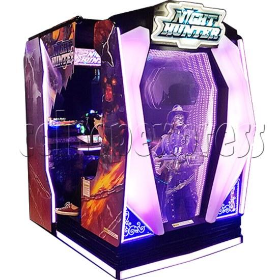 Night Hunter 4D Simulator Arcade Machine 36273