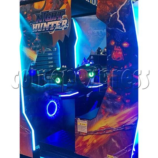 Night Hunter 4D Simulator Arcade Machine 36274