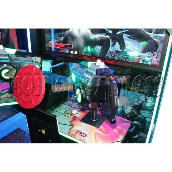 Night Hunter 4D Simulator Arcade Machine 36275