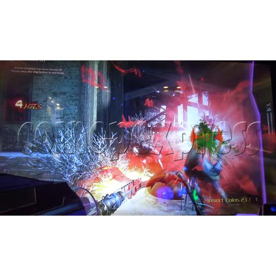 Night Hunter 4D Simulator Arcade Machine 36277