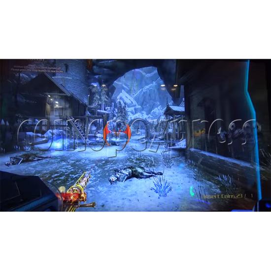 Night Hunter 4D Simulator Arcade Machine 36278