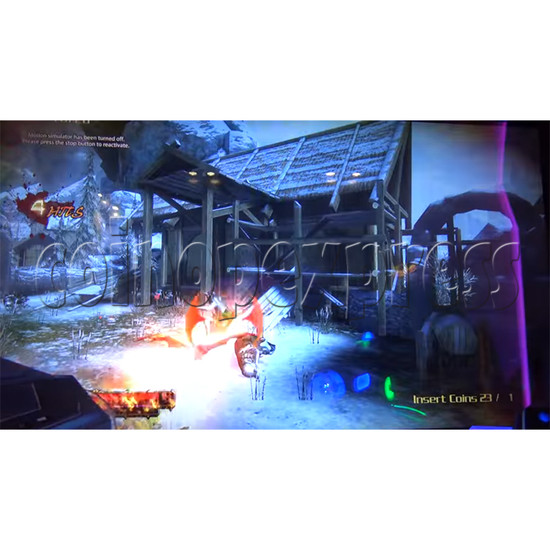 Night Hunter 4D Simulator Arcade Machine 36279
