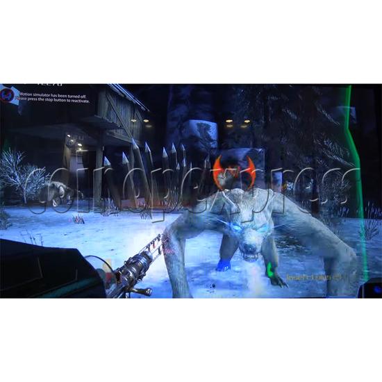 Night Hunter 4D Simulator Arcade Machine 36280