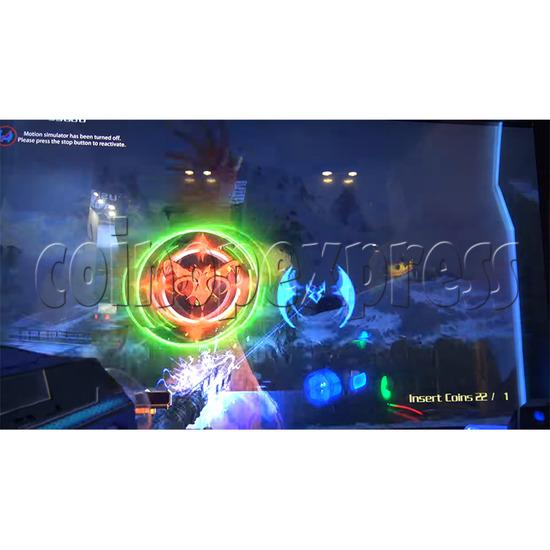 Night Hunter 4D Simulator Arcade Machine 36283