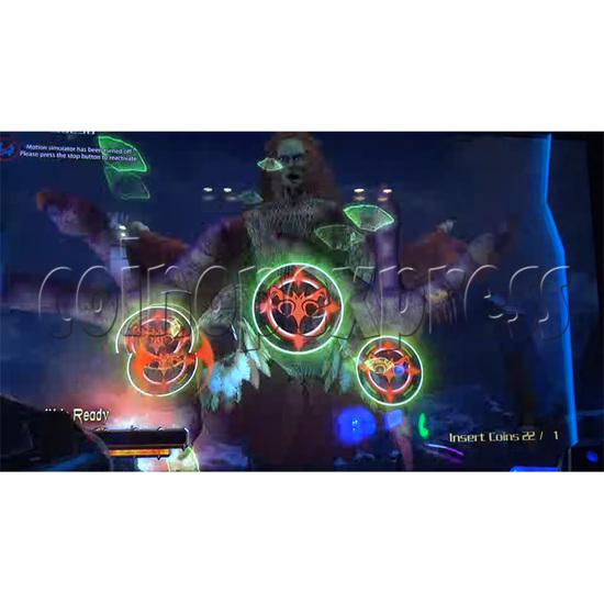Night Hunter 4D Simulator Arcade Machine 36285