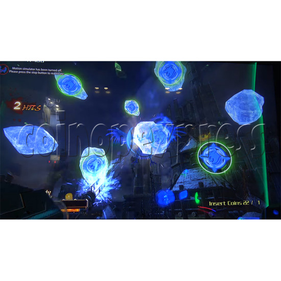 Night Hunter 4D Simulator Arcade Machine 36286