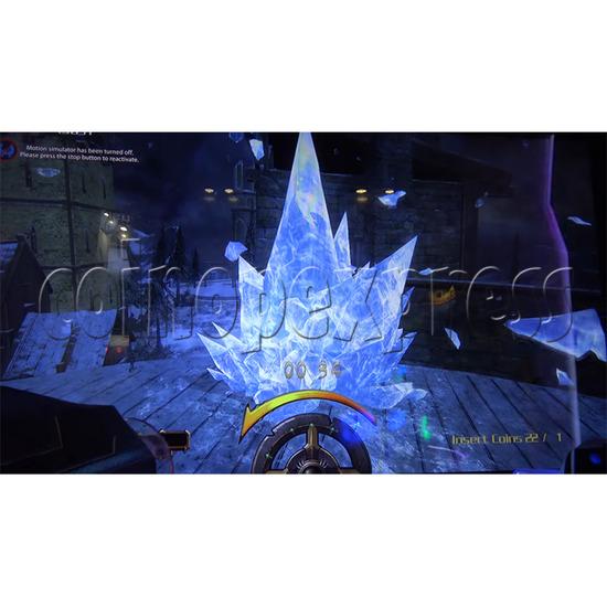 Night Hunter 4D Simulator Arcade Machine 36287