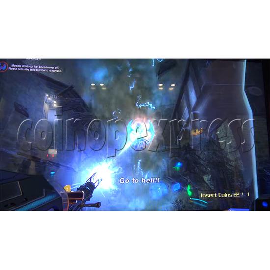 Night Hunter 4D Simulator Arcade Machine 36288