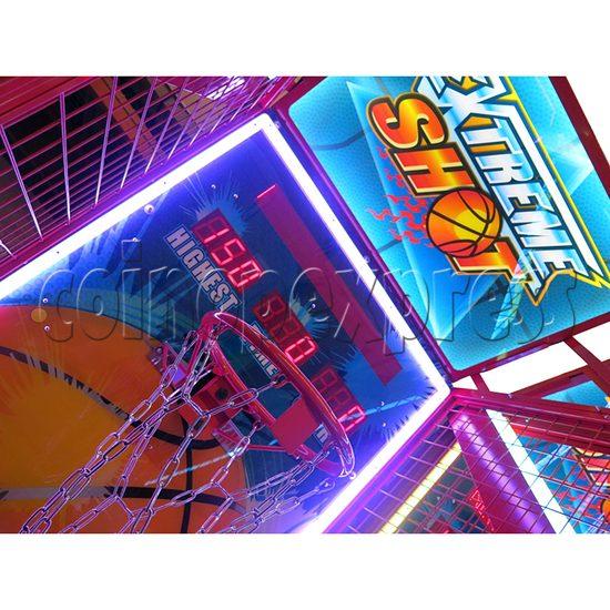 Extreme Shot Basketball Machine 36297