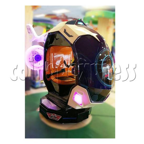 Sky Guardian Rotating Video Kiddie Ride (2 players) 36347