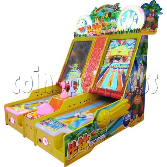 Jungle Video Bowling machine (2 lanes) 36361