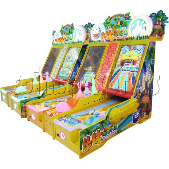 Jungle Video Bowling machine (2 lanes) 36363