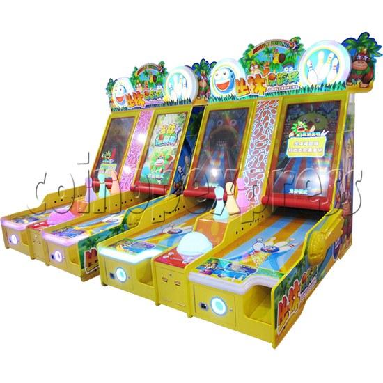 Jungle Video Bowling machine (2 lanes) 36364