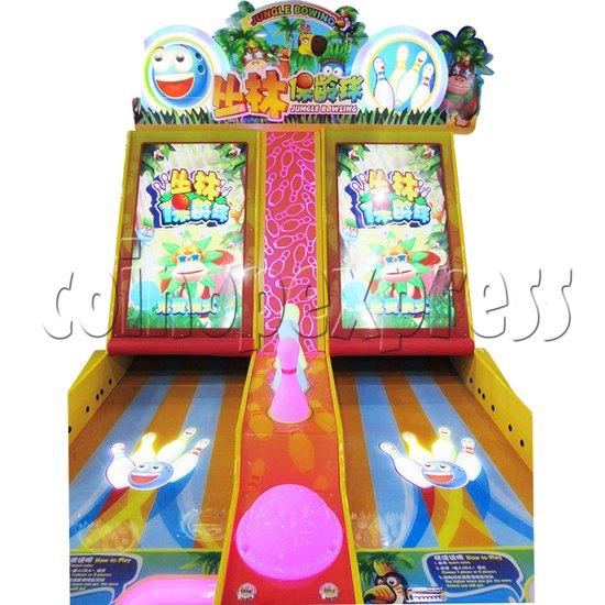 Jungle Video Bowling machine (2 lanes) 36366