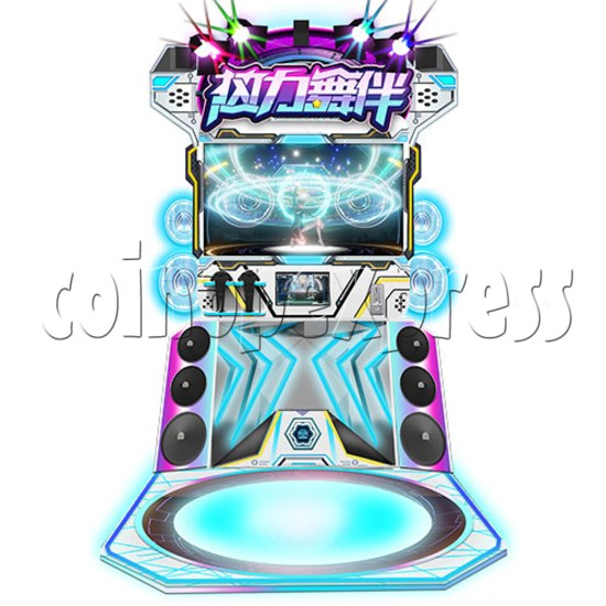 Thermal Dance Partner VR Dancing Game Machine 36373
