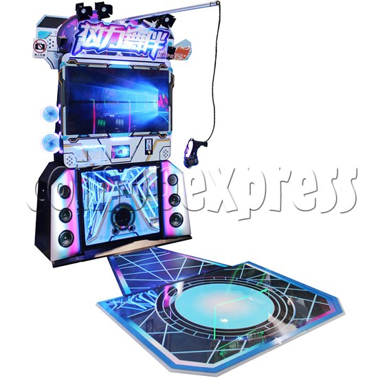 Thermal Dance Partner VR Dancing Game Machine 36374