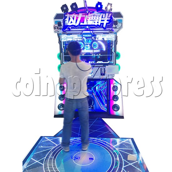 Thermal Dance Partner VR Dancing Game Machine 36375