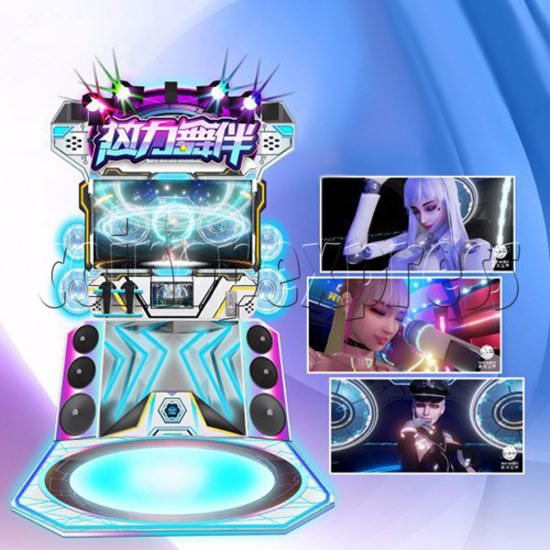Thermal Dance Partner VR Dancing Game Machine 36376