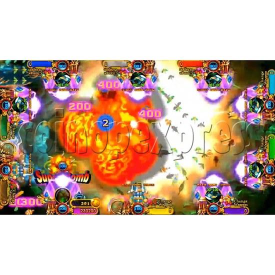 Ocean King 3 Plus Mermaid Legends Fish Game Board Kit China Release Version - screen display-7