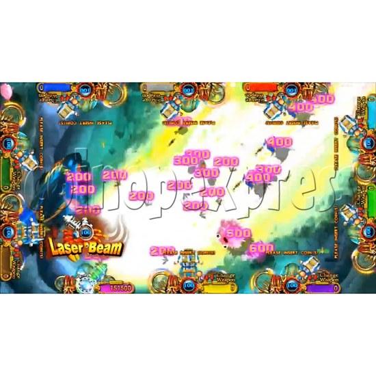Ocean King 3 Plus Mermaid Legends Fish Game Board Kit China Release Version - screen display-9