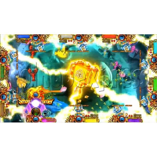 Ocean King 3 Plus Mermaid Legends Fish Game Board Kit China Release Version - screen display-11