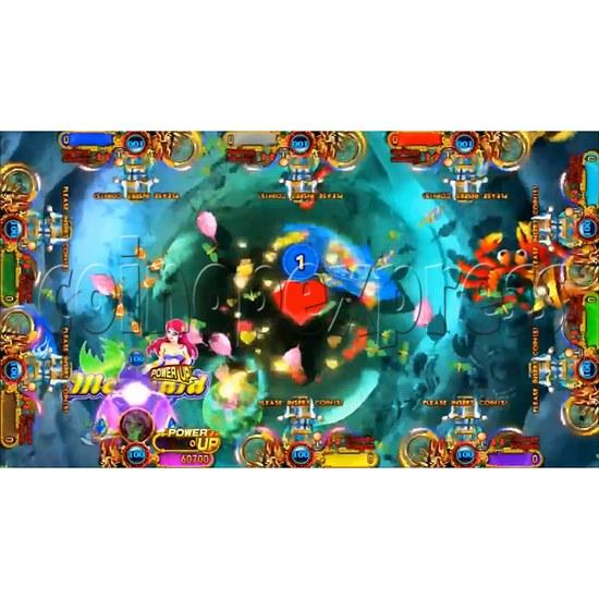 Ocean King 3 Plus Mermaid Legends Fish Game Board Kit China Release Version - screen display-13
